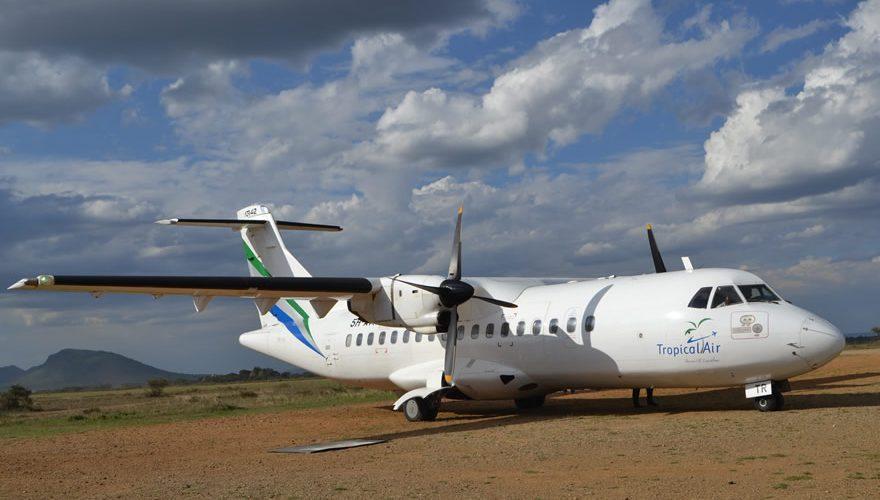 Tanzania Flight