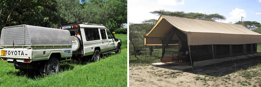 c&ingleopardtours2 & MOBILE CAMPING SAFARI WITH LEOPARD TOURS u2013 Leopard Tours Tanzania