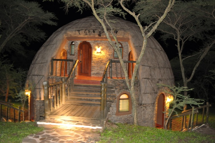 Serengeti Serena Safari Lodge Leopard Tours Tanzania