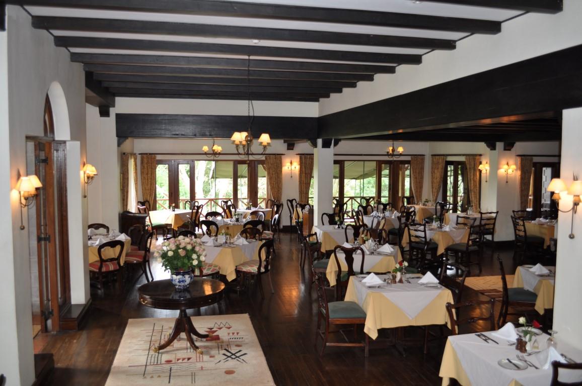 Lake Duluti Serena Hotel Leopard Tours Tanzania