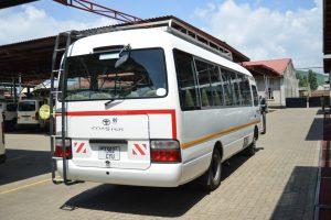 Minibus - 18 seater