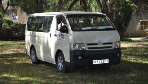 Microbus - 8 seater