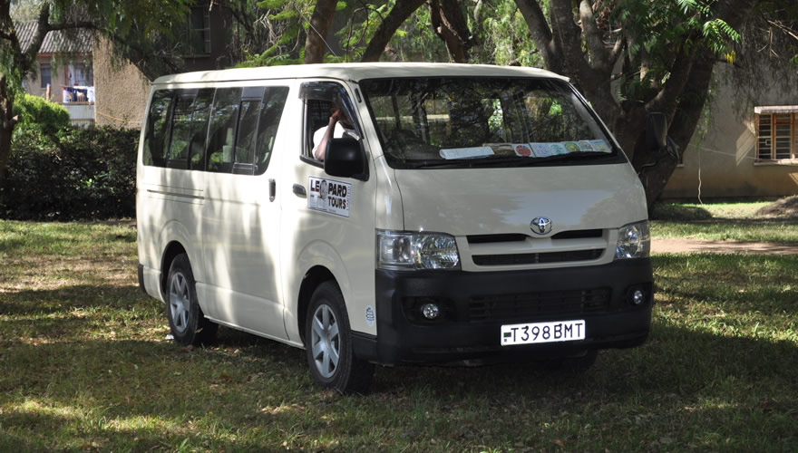 Microbus - 8 seater