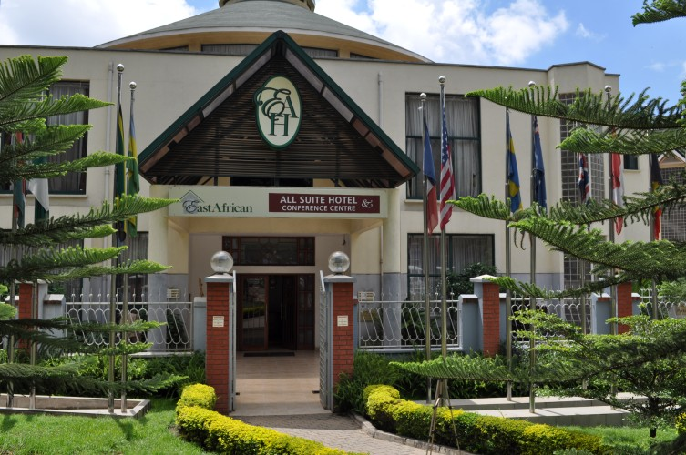 Gold Crest Hotel Arusha Former East African All Suites