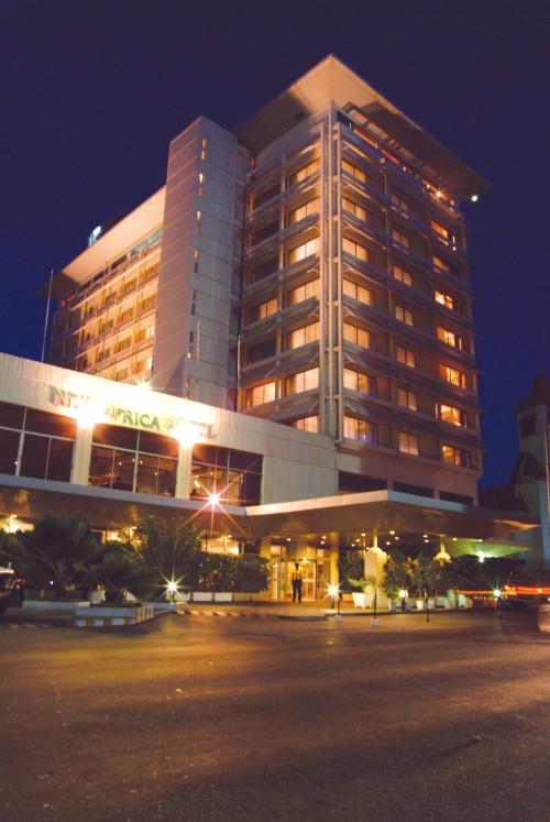 New Africa Hotel Leopard Tours Tanzania