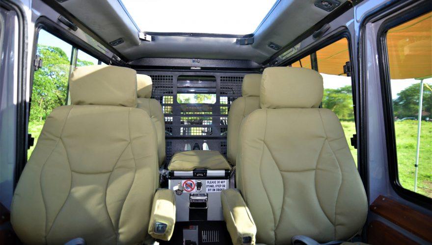 Signature vehicle interior 1
