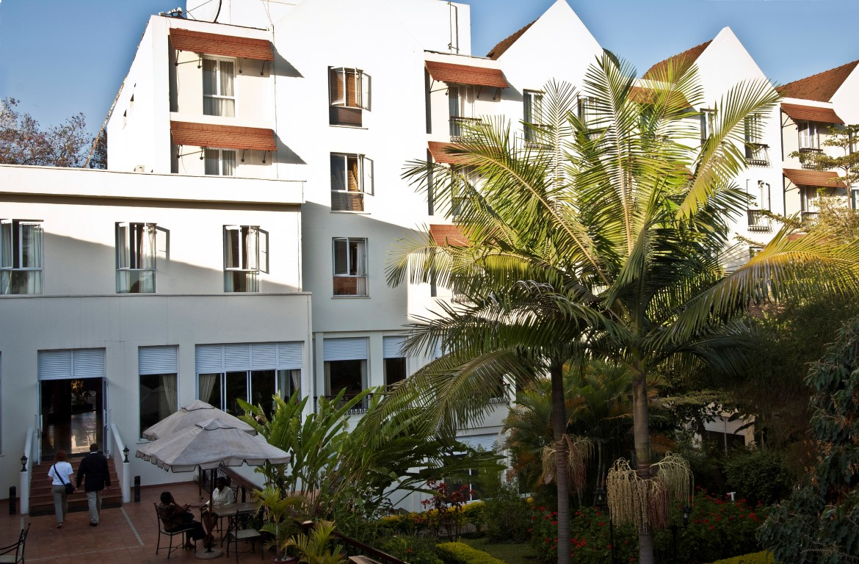 The Arusha Hotel Leopard Tours Tanzania