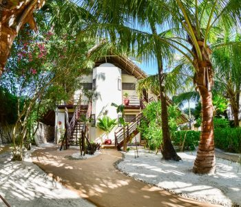 Sunshine Hotel Garden (5)