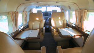 Aircraft - Cessna Caravan interior 2