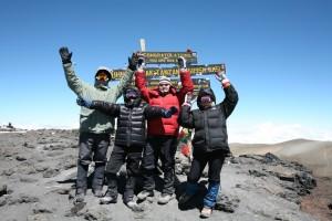 Mt Kilimanjaro (2)