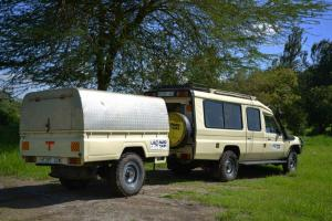 Mobile camping vehicle1